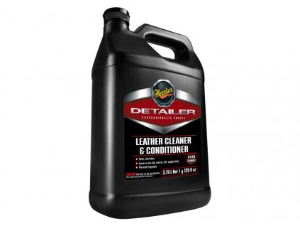 d18001 meguiars leather cleaner and conditioner