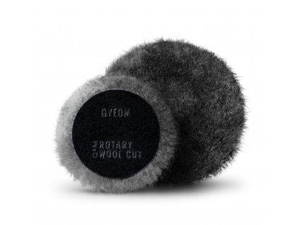 Gyeon Q2M Rotary Wool Cut 2-pack 80mm silný leštící kotouč