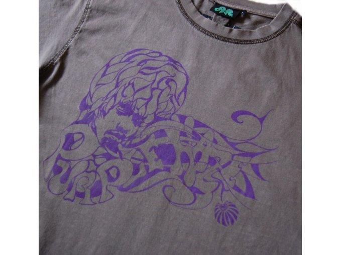 Dodo Juice Purple Haze surf art T-shirt tričko