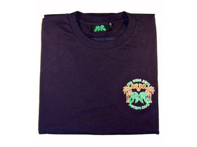 Dodo Juice 'Rotary Club' T-shirt tmavě modré tričko