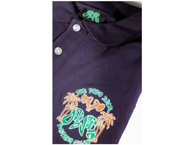Dodo Juice 'Rotary Club' polo shirt tmavě modré tričko