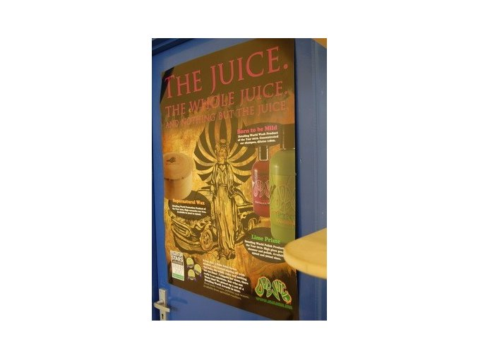 Dodo Juice plakát
