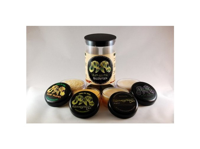 Dodo Juice Carnauba Canister Wax Explorer Sample Kit 4x30ml