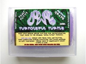 Dodo Juice Purposeful Purple Clay Bar Medium 200g středně tvrdý clay