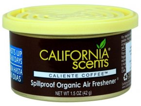 California Scents Caliente Coffee - Prostě káva
