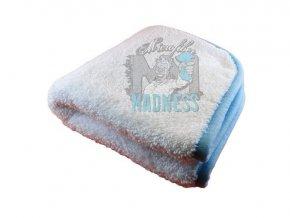 Microfiber Madness Dry Me Crazy Jr. leštící utěrka / sušící ručník