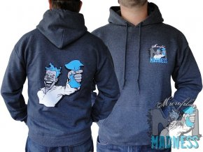 "Microfiber Madness Styles Hoodie ""Proud Clown"" mikina"