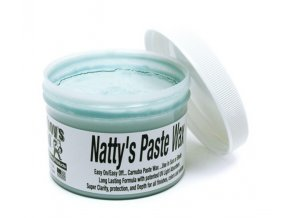 Poorboys Natty's Paste Wax Blue 250ml tvrdý vosk