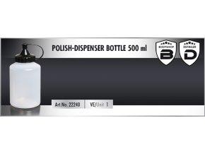 Scholl Polish Dispenser Bottle 500ml láhev
