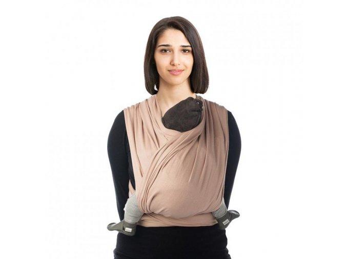 BB-SLEN šátek na nošení dětí col. 921 rose dust/460cm