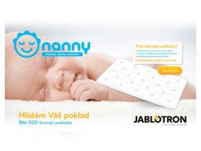 Nanny Náhradní podložka k monitoru dechu