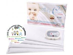 Monitor dechu Baby Control Digital 230i pro dvojčata