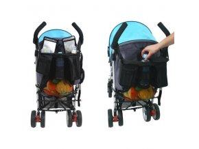 valco baby Organizér na kočár UNI vč gel packů