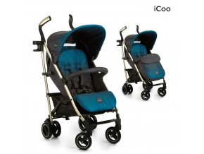iCoo Pace kočárek 2020