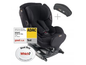 iZi Kid X2 i-Size Black Car Interior 50
