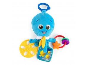 Hračka na C kroužku aktivní Octopus™ 0m+
