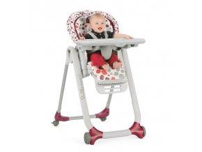 Židlička jídelní Polly Progres5 - Anthracite