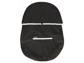 Ochranná kapsa na nosítko černá