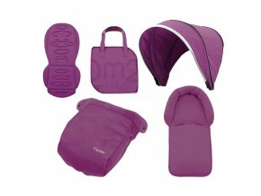 BabyStyle Oyster 2/ Max textilní set 2016,  Grape