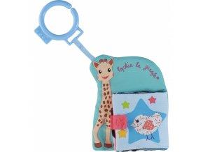 Vulli Moje pvní knížka s aktivitami žirafa Sophie