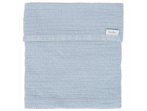 Koeka Deka Elba Tape 75x100 - soft blue