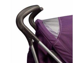 RENOLUX IRIS kočárek, Violet 2020