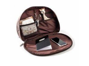 RENOLUX EVASION přebalovací taška 2018, Sophie la girafe Classic