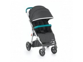 BabyStyle Oyster Zero kočárek Tungsten Grey/Mint 2019 - Limited Edition