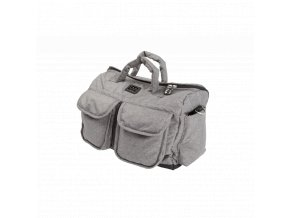 7AM Enfant Voyage taška, Heather Grey