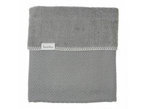 Koeka Deka Stockholm 75x100, steel grey