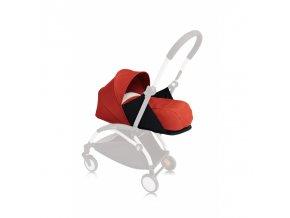 BABYZEN YOYO+ novorozenecký balíček - Red 2020