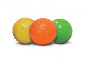 Senzorické míčky 3 ks
