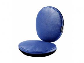Sada sedacích polštářků do židličky Moon Royal Blue