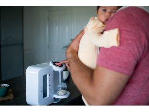 Přístroj na přípravu kojeneckého mléka Perfect Prep White