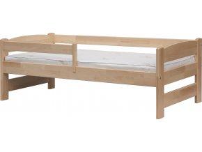 Dětská postel Scarlett SISI přírodní 165 x 75 cm