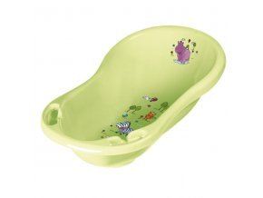 """Dětská vanička 84cm """"Hippo"""", Zelená"""