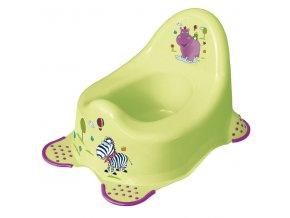 """Dětský nočník """"Hippo"""", Zelená"""