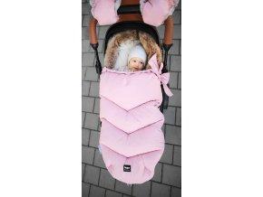 Zimní fusak Fluffy, Old Pink