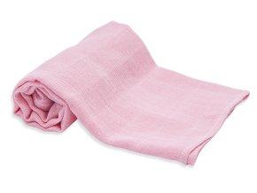 Látkové pleny 70x70,3ks,pink