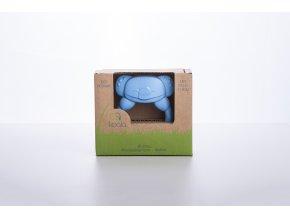 eKummy BIO plast kousátko, modrá