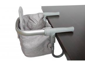 RAFI sedátko ke stolu šedé