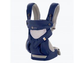 Ergobaby 360 NOSÍTKO COOL AIR MESH - French Blue