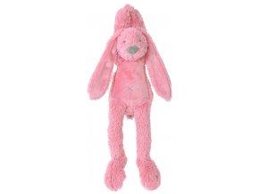 Happy Horse hudební králíček Richie malinový  Velikost: 34 cm