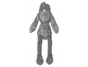 Happy Horse hudební králíček Richie šedý  Velikost: 34 cm