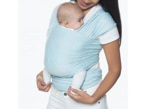 ERGOBABY AURA WRAP/Šátek na nošení - BABY BLUE