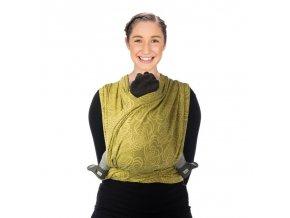 BB-SLEN šátek na nošení dětí col. 991 marigold