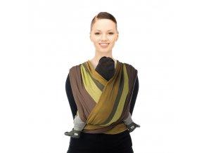 BB-SLEN šátek na nošení dětí col. 988 tapenade