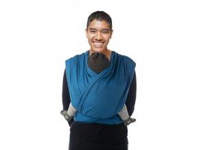 BB-SLEN šátek na nošení dětí col. 989 campanula blue