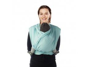 BB-SLEN šátek na nošení dětí col. 922 crystal blue