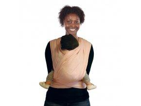 BB-SLEN šátek na nošení dětí col. 996 delicate pink - spediální edice